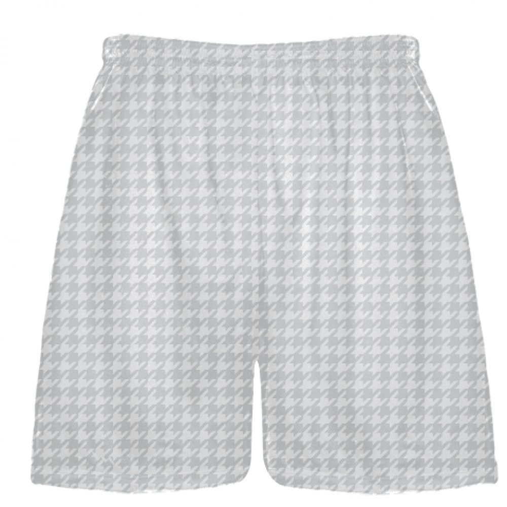 Silver+Houndstooth+Shorts+-+Sublimated+Shorts