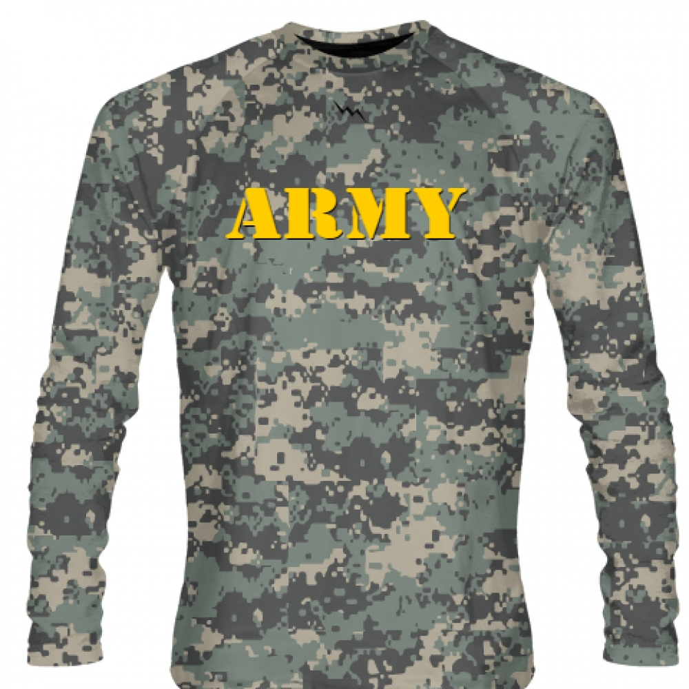 Army+Digital+Camouflage+Long+Sleeve+Shirts
