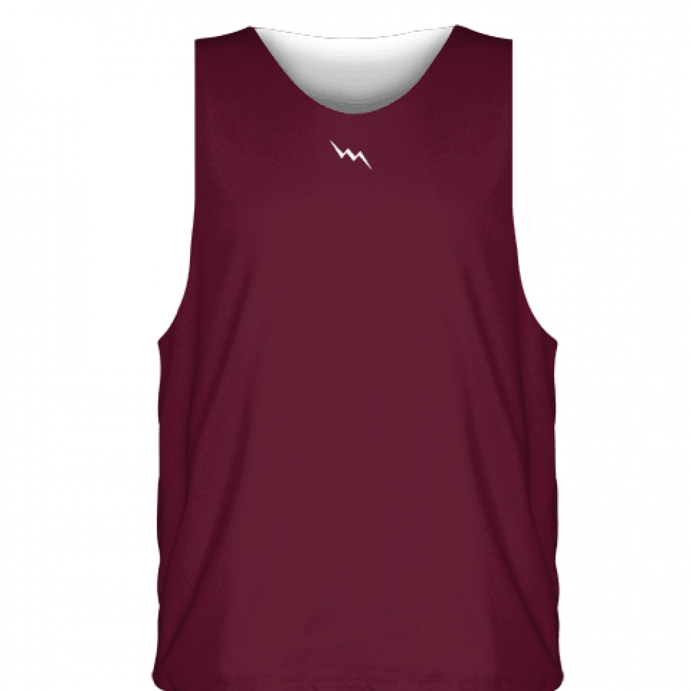 Maroon+White+Sublimated+Basketball+Jerseys+-+Custom+Basketball+Uniforms