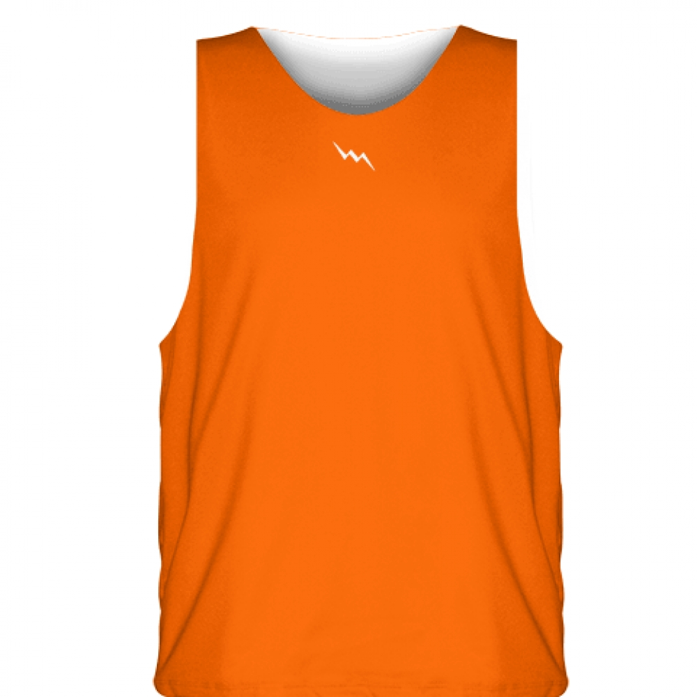 Orange+White+Sublimated+Basketball+Jerseys+-+Custom+Basketball+Uniforms
