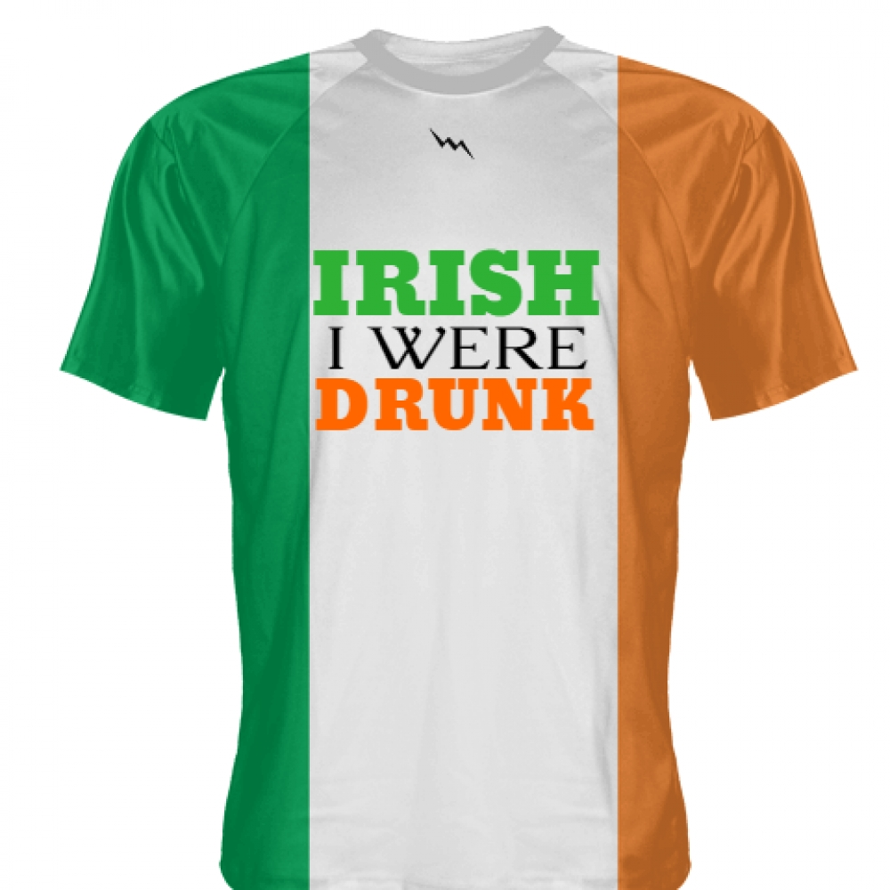 Irish+I+Were+Drunk+Shirts+Irish+Flag