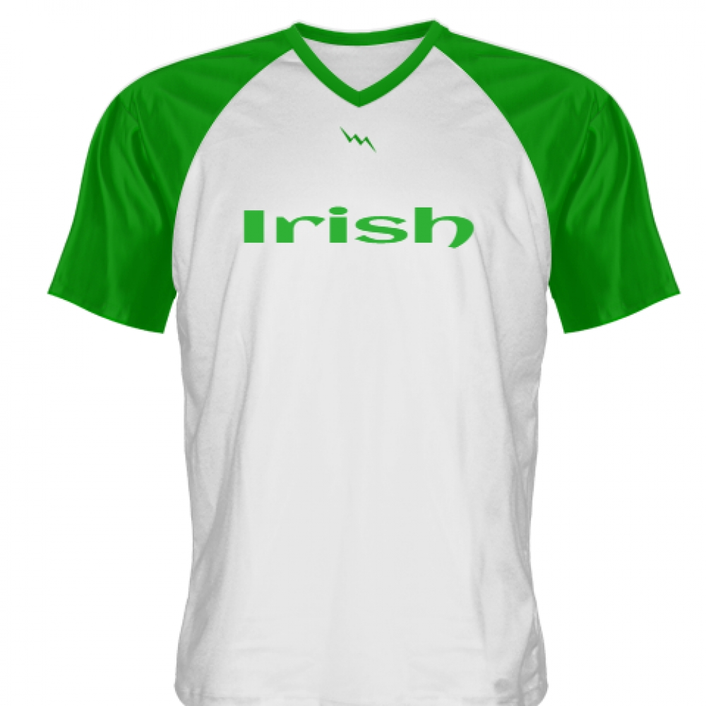 Irish+V+Neck+Shirt