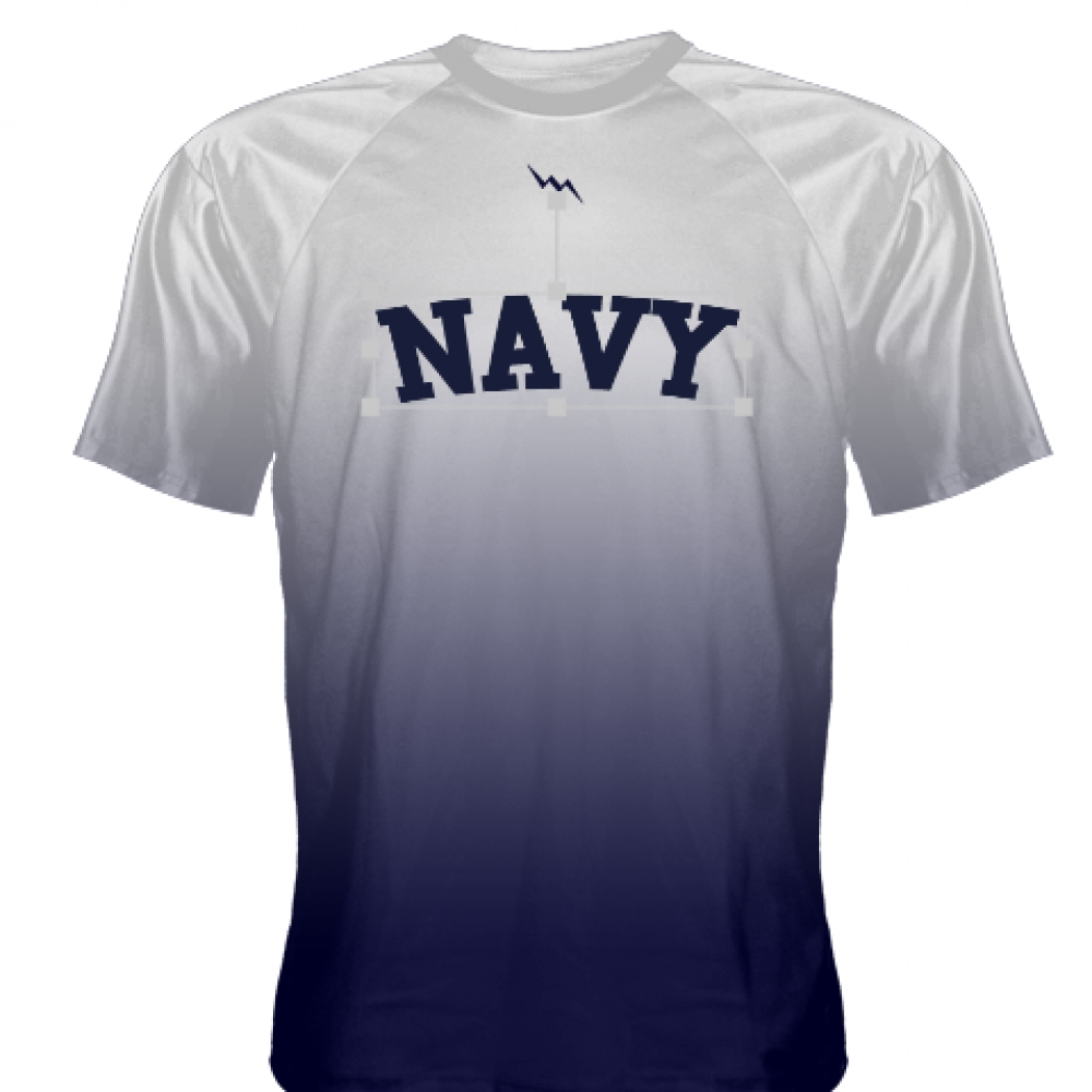 Ombre+Navy+Shirt+-+United+States+Naval+Academy
