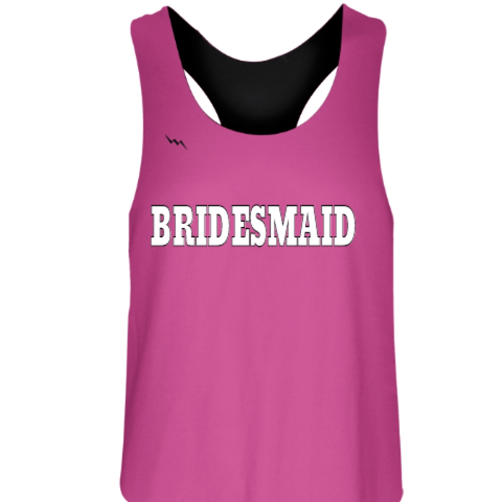 Bridesmaid+Reversible+Jerseys+-+Bachelorette+Party+Shirts