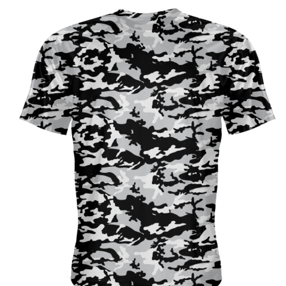 Black+Silver+Camouflage+Shirts+-+Sublimated+Camo+Shirts