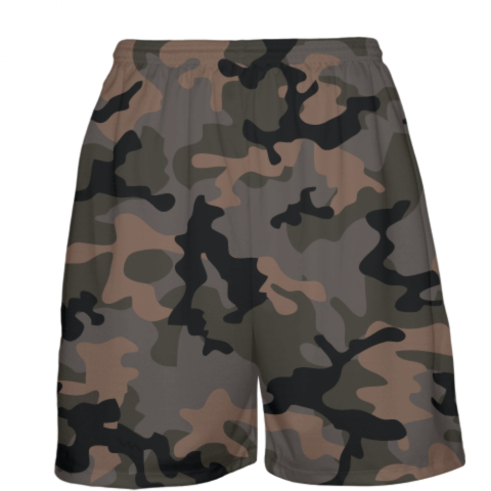 Urban+Camouflage+Basketball+Shorts