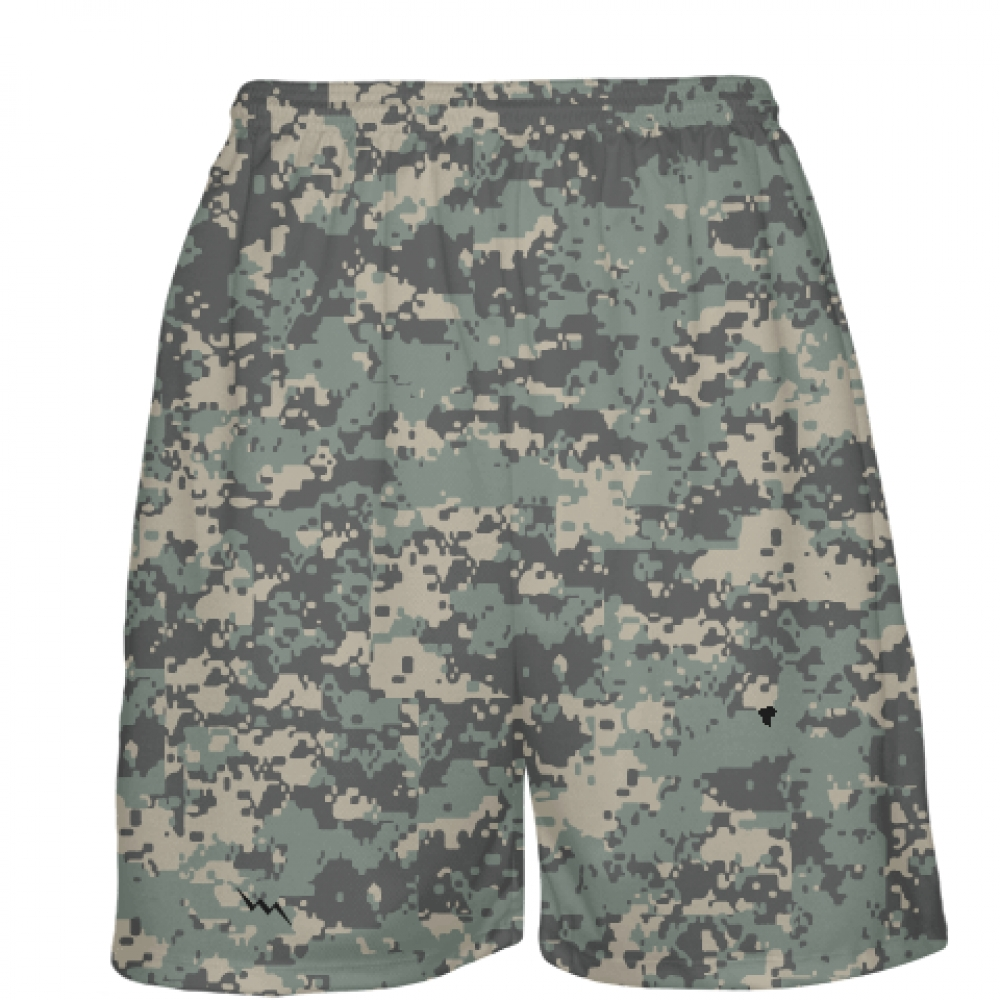 Army+Camouflage+Basketball+Shorts