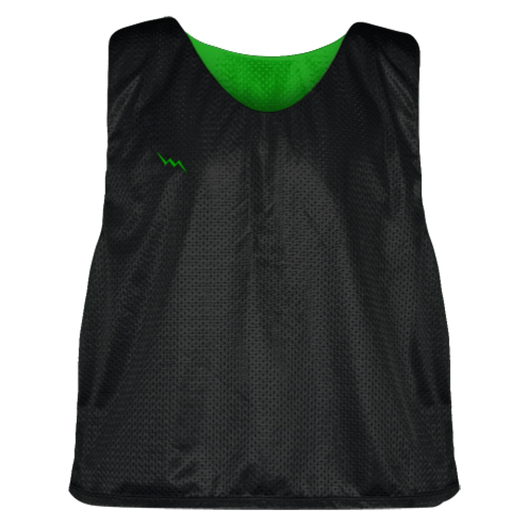 Lacrosse+Pinnies+Kelly+Green+-+Adult+Youth+Mesh+Reversible+Jerseys