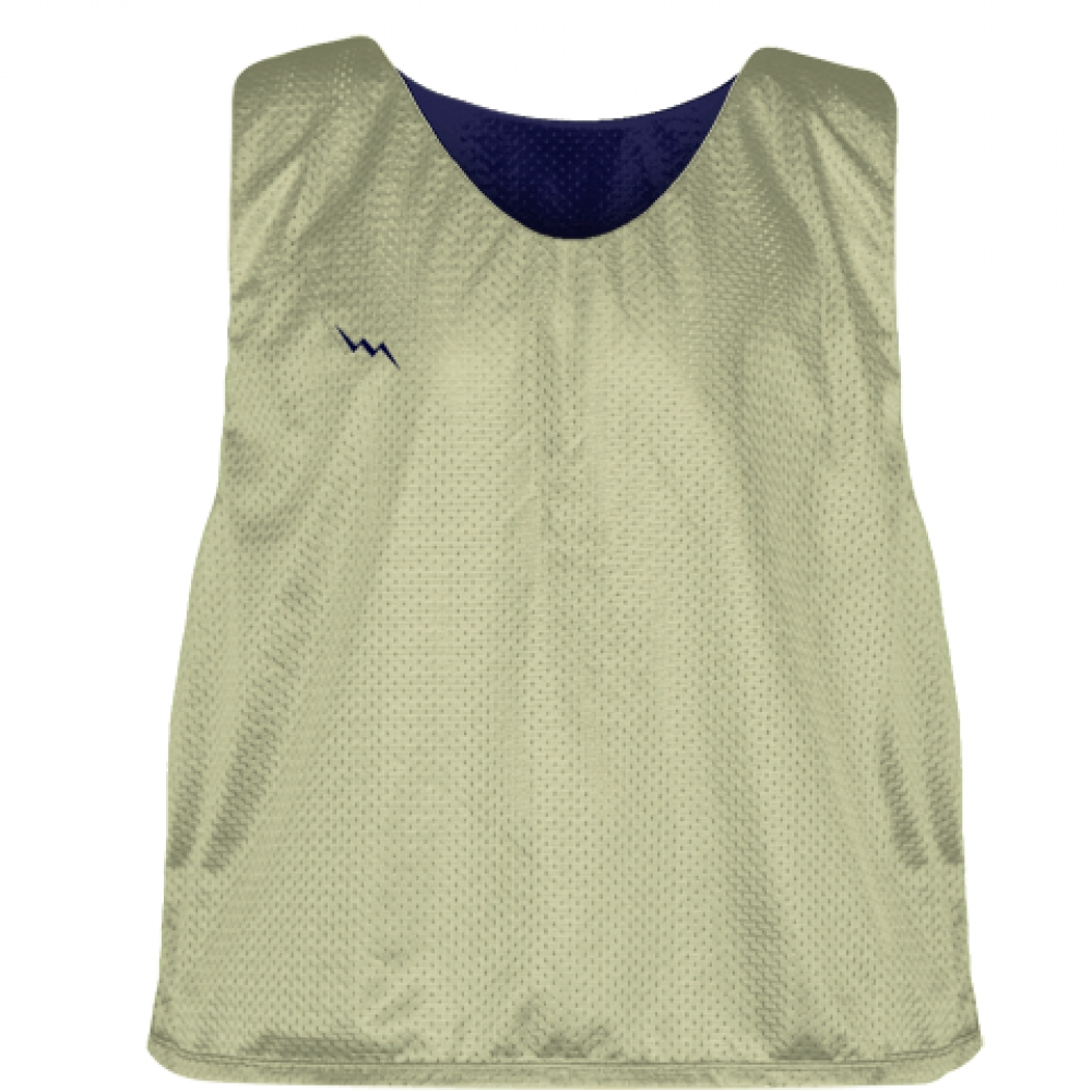 Navy+Blue+Vegas+Gold+Lacrosse+Pinnies+-+Lax+Pinnies
