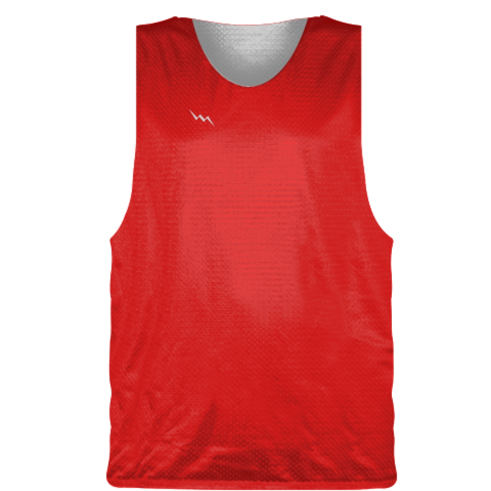 Red+Basketball+Pinnie+-+Basketball+Practice+Jersey