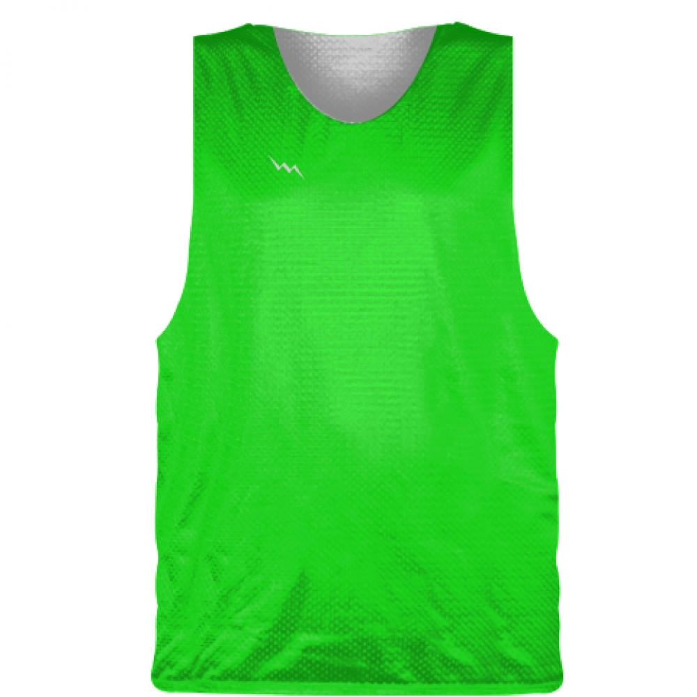 Neon+Green+Basketball+Pinnie+-+Basketball+Practice+Jersey