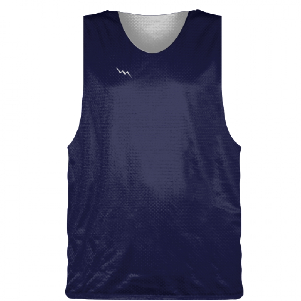 Navy+Blue+Basketball+Pinnie+-+Basketball+Practice+Jerseys