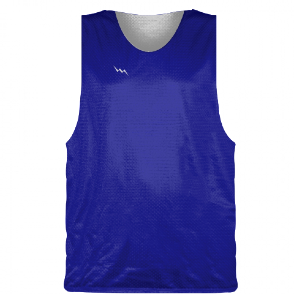 Royal+Blue+Basketball+Pinnie+-+Basketball+Practice+Jerseys