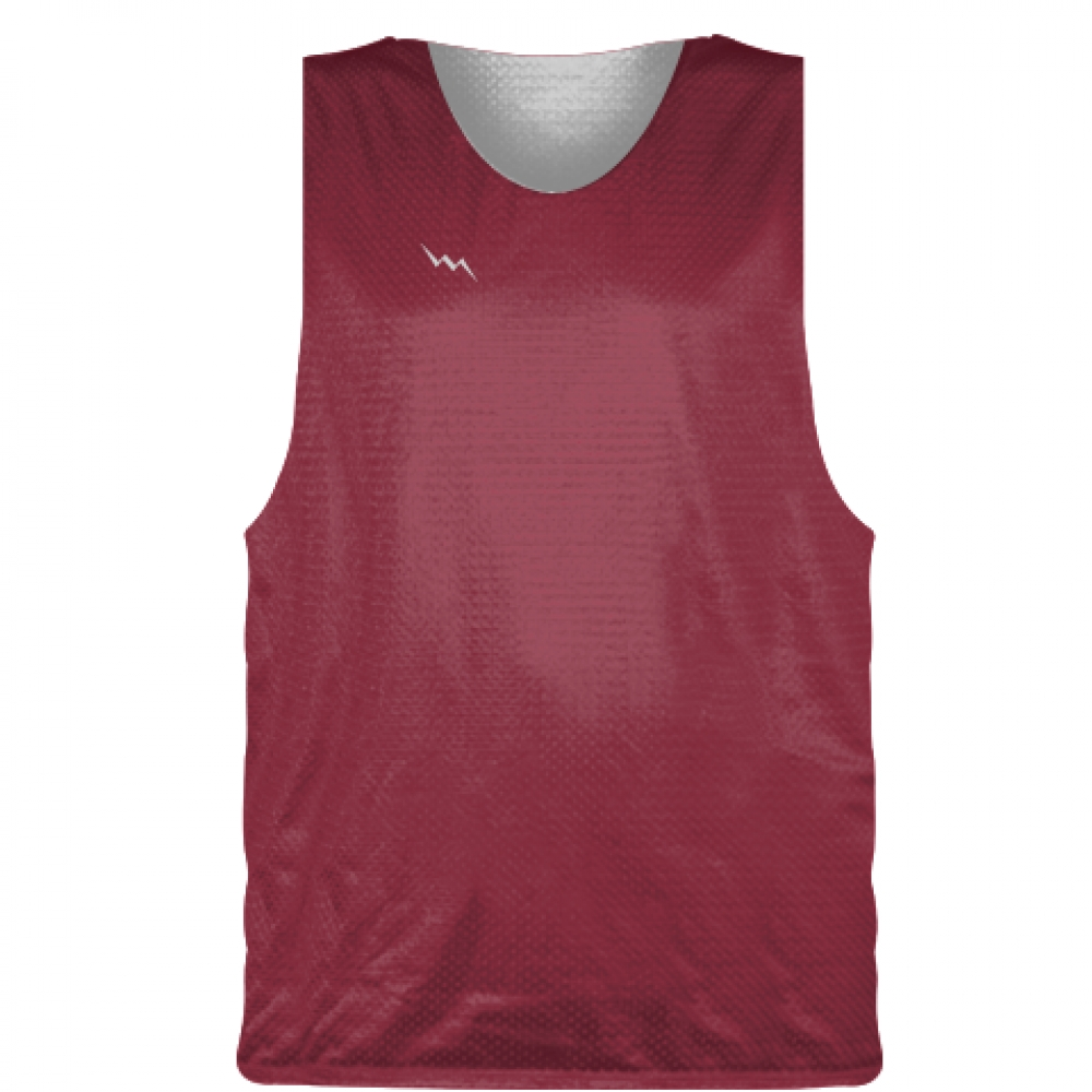 Cardinal+Red+Basketball+Pinnie+-+Basketball+Practice+Jerseys