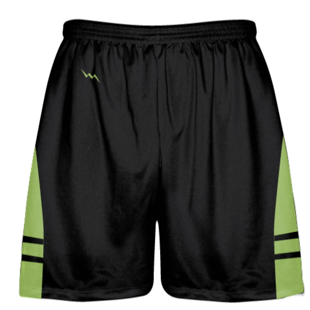Black+Lime+Green+OG+Lacrosse+Shorts+-+Boys+Mens+Shorts