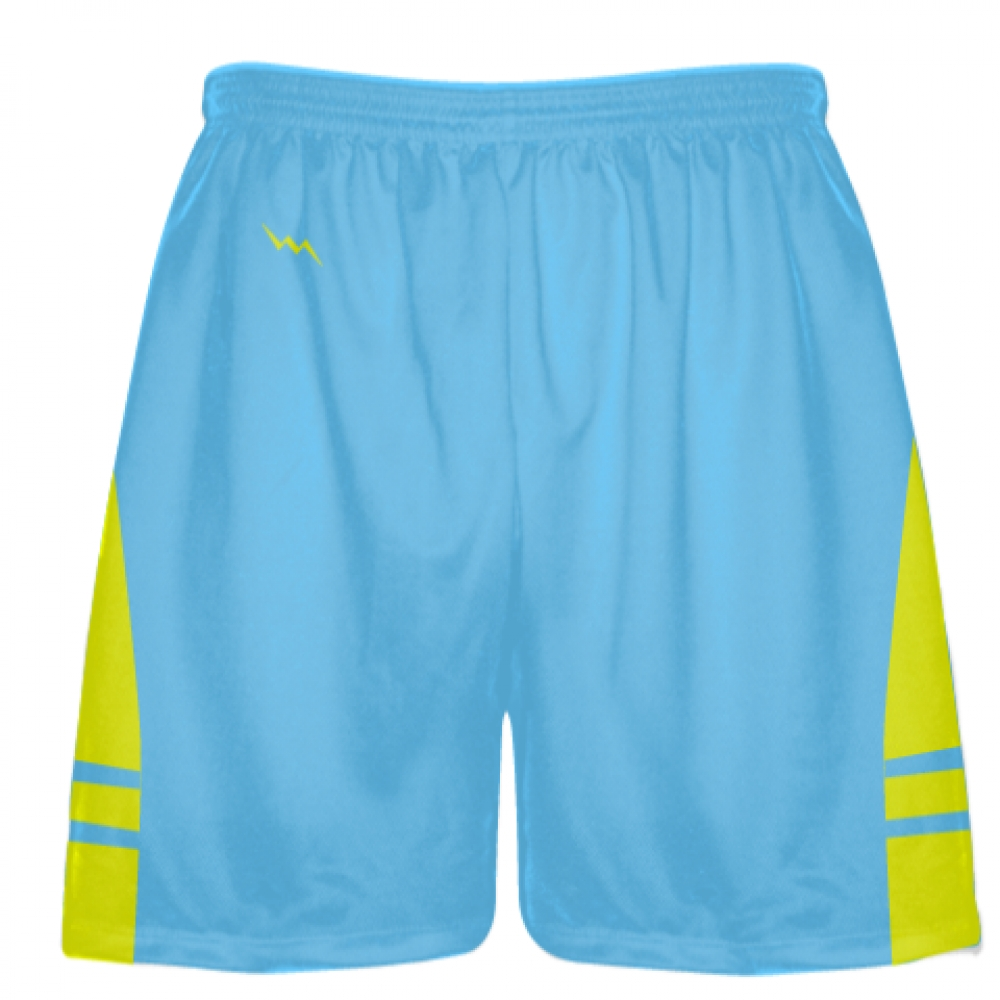 Powder+Yellow+Boys+Lacrosse+Shorts+-+Mens+Lax+Shorts