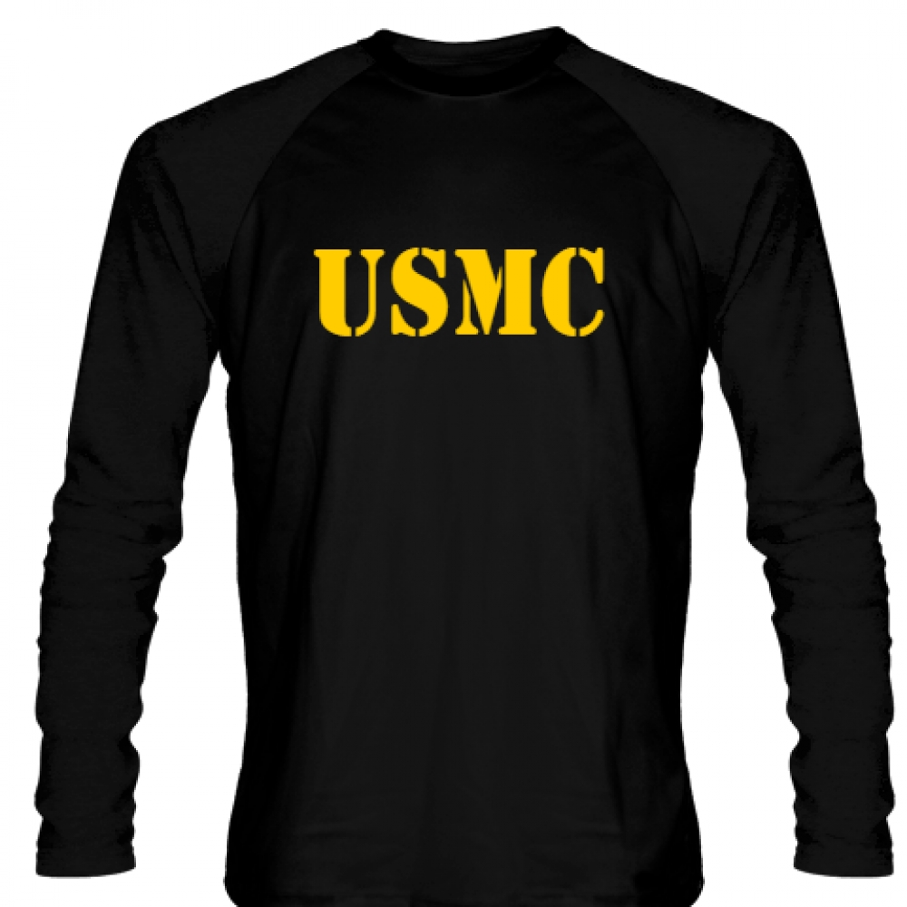 USMC+LONG+SLEEVE+SHIRT
