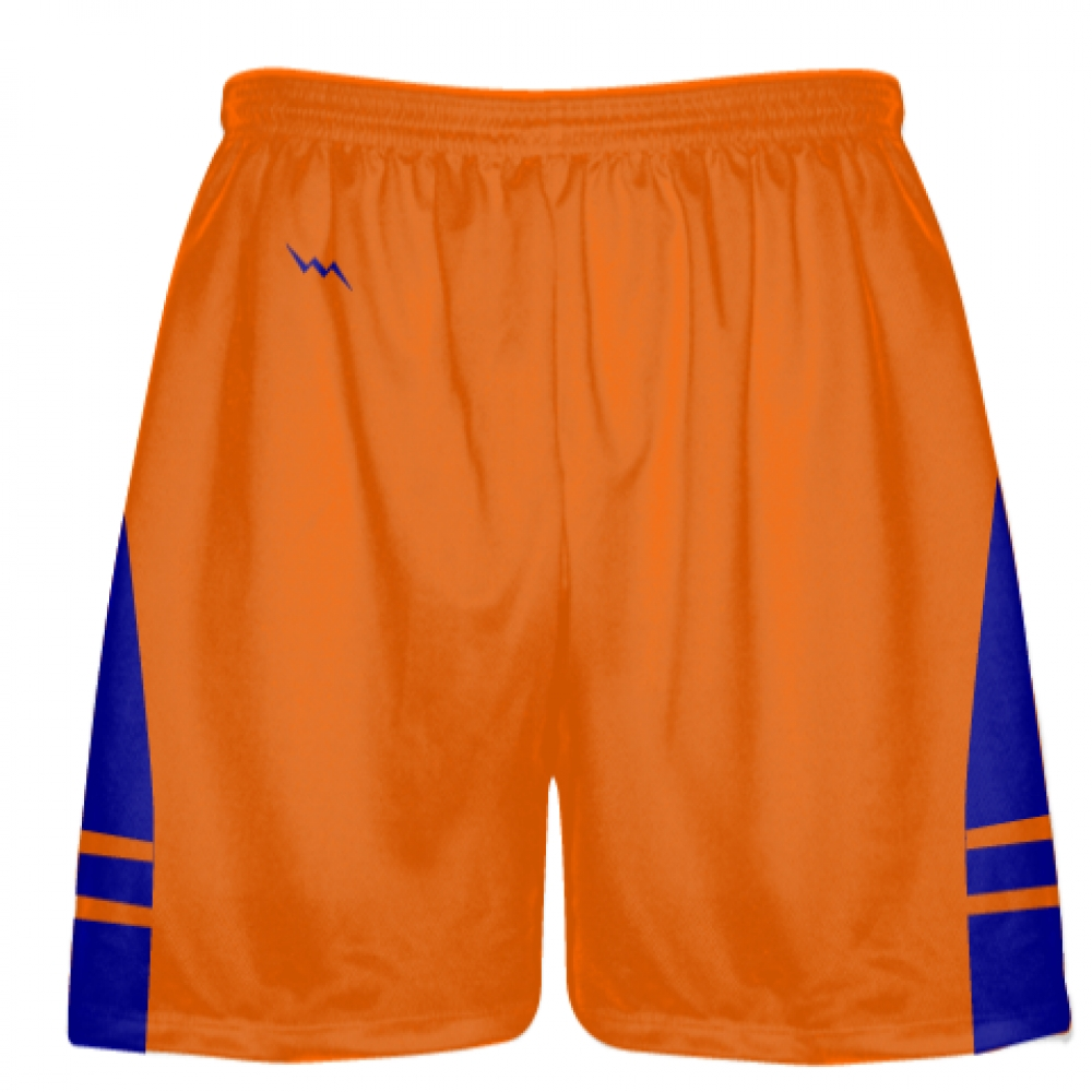 Orange+Royal+Blue+Lacrosse+Short+OG+-+Lacrosse+Shorts+Mens+Boys