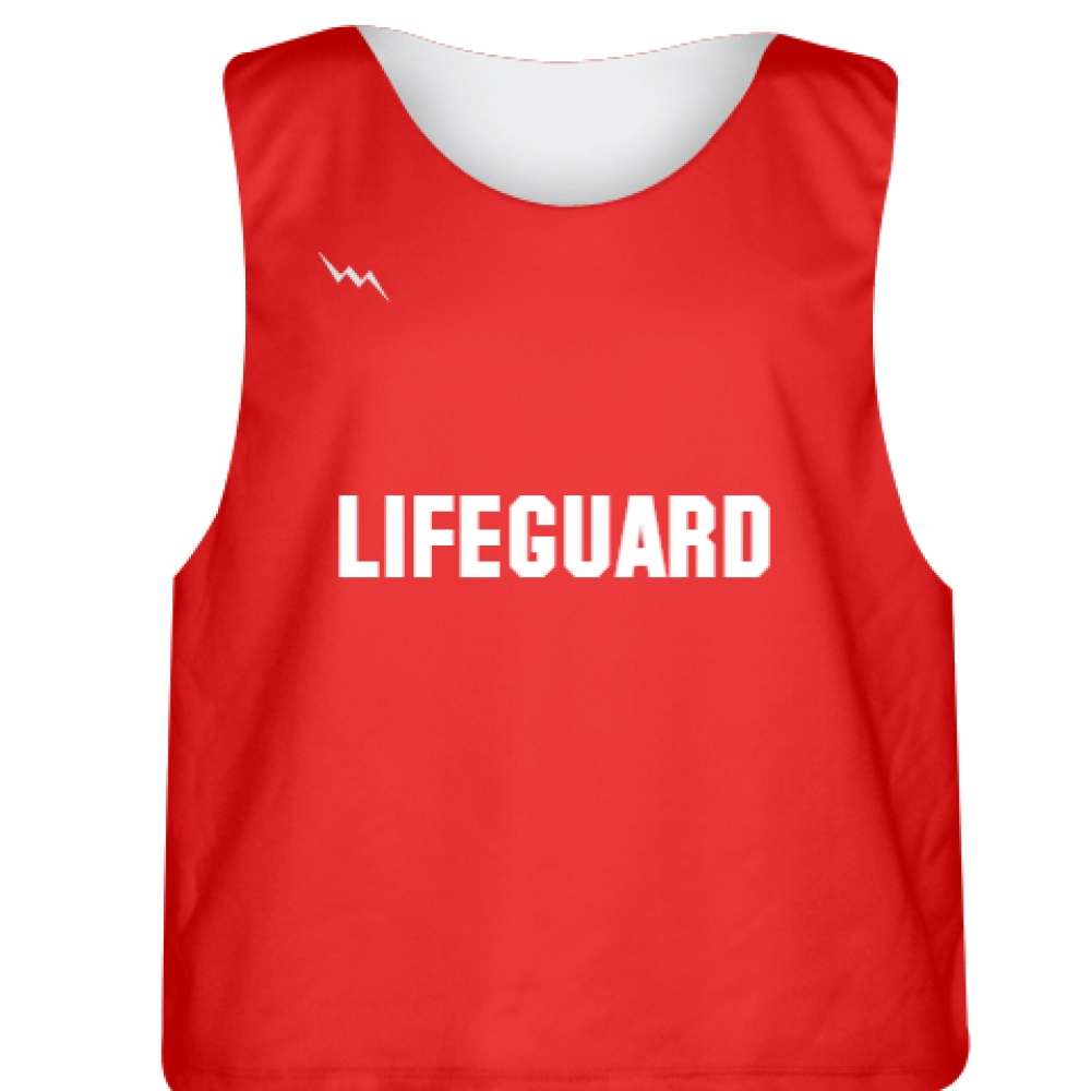 Plain+Lifeguard+Jersey+Style+4+-+Reversible+Lifeguard+Jersey