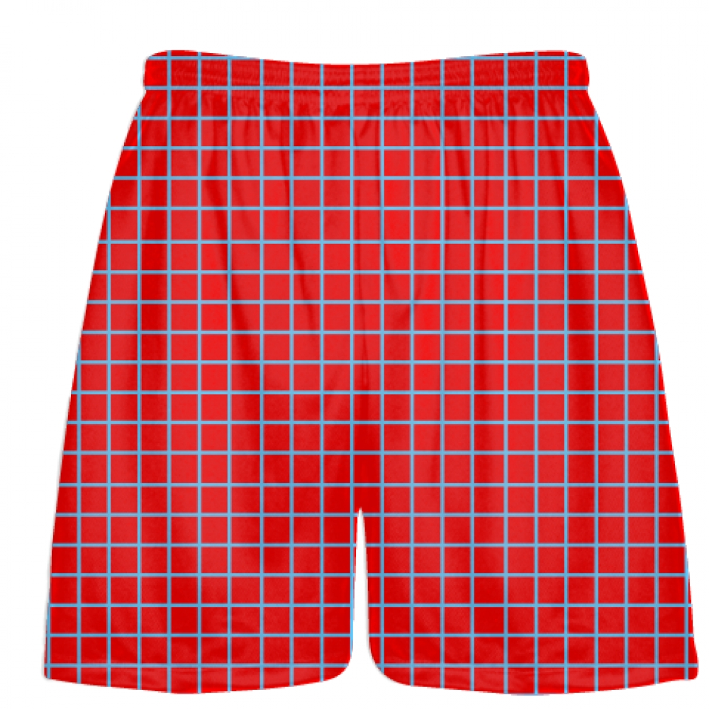 Grid+Red+Powder+Lacrosse+Shorts+-+Pink+Lax+Shorts+-+Youth+Lacrosse+Shorts