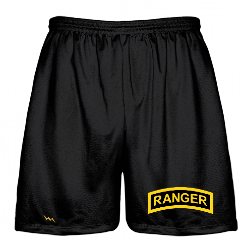 Black+Ranger+Shorts+-+Army+Ranger+Black+Shorts+-+Athletic+Shorts+Army
