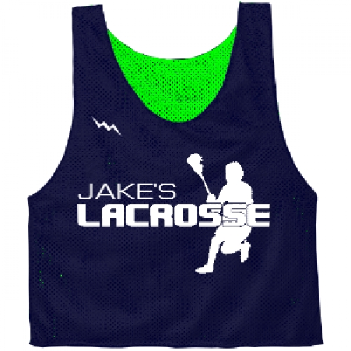 Custom+Bar+Mitzvah+Lacrosse+Pinnies