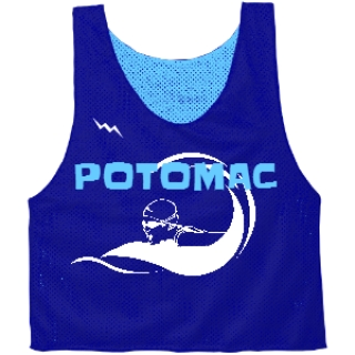 Swim Team Pinnies-
