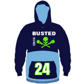 Custom Sweatshirt - Custom Lacrosse Sweatshirts