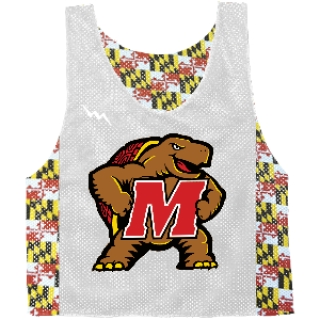 Maryland Lacrosse Pinnies