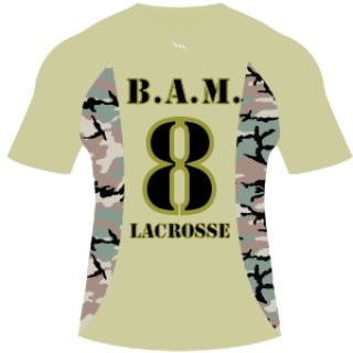 Camo Shooting Shirts - Custom Shooter Shirt
