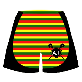 Birthday Shorts - Custom Lacrosse Shorts