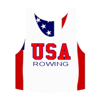 USA Rowing Pinnies - Custom Pinnies