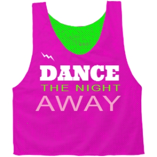 Dance Pinnies - Customize Dance Team Pinnies