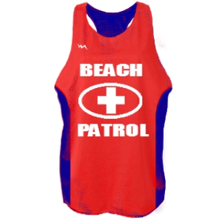 Life Guard Pinnies - Life Guard Tank Tops