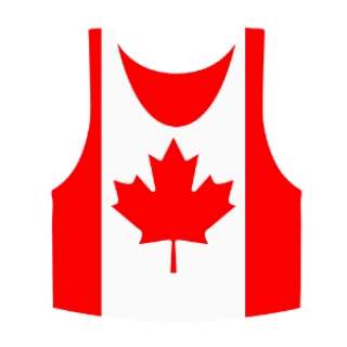 Canadian Flag Pinnies - Canada Flag Pinnies