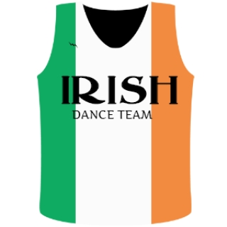 Irish Dance Team Pinnies - Irish Dance Pinnies