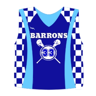 Custom Lacrosse Pinnies - Youth Lacrosse Pinnies - Mens Lacrosse Pinnies