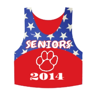 Seniors Pinnies - Custom Senior Pinnies
