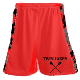 Lacrosse Shorts - Custom Lacrosse Shorts