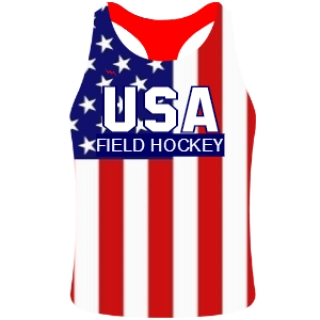 USA Field Hockey Pinnies