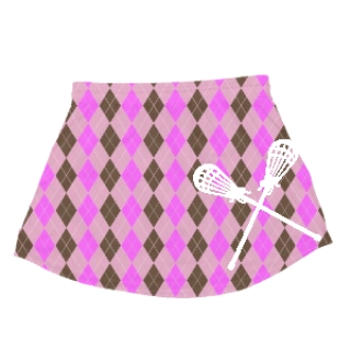 Womens Lacrosse Skirts | Design Your Own Lacrosse Skirts