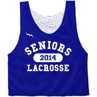 Seniors Lacrosse Pinnies | Seniors Pinnie