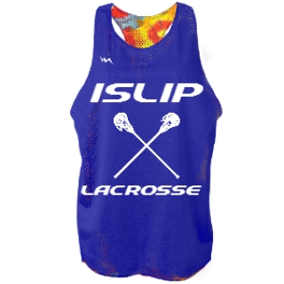 Islip Womens Lacrosse Pinnies