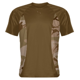 Camo Sides Brown