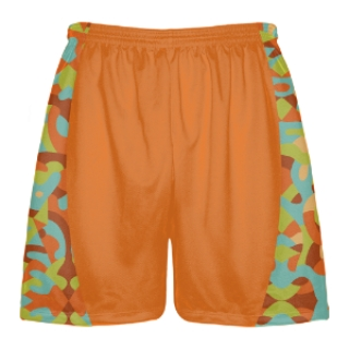 Lacrosse Shorts Men - Lacrosse Abstract Shorts