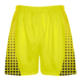 Lacrosse Shorts Yellow - Design Online