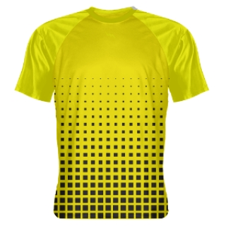 Shooter shirt yellow