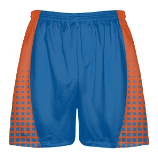 Lacrosse Shorts Youth - Blue Lax Shorts