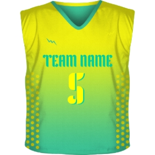 Bright Fade Lacrosse Pack Reversible Jersey