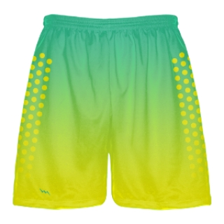 Bright Fade Lacrosse Pack Lacrosse Shorts 2